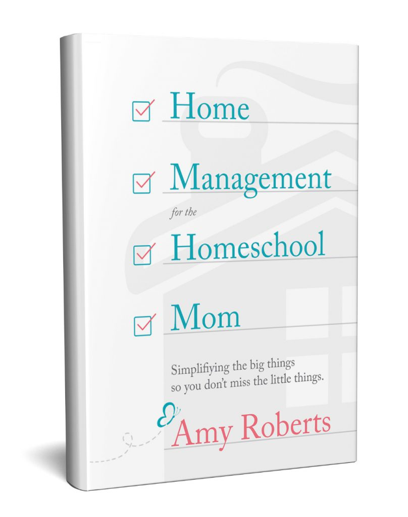 Home Management for the Homeschool Mom