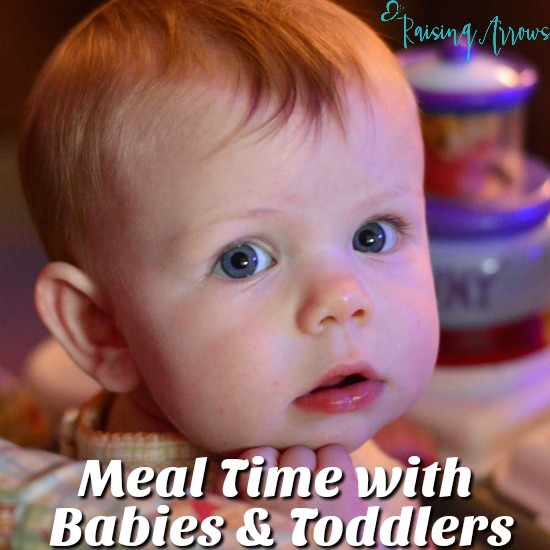 Managing Meal Time with Babies and Toddlers