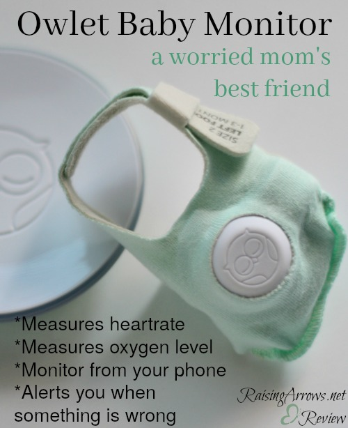 Owlet Baby Monitor Helps Me Sleep Easy