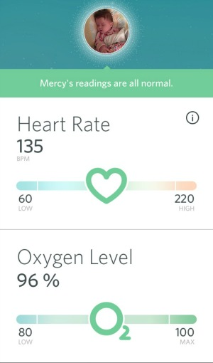 The Owlet Monitor has given my peace of mind, and I can monitor my little one from my phone!