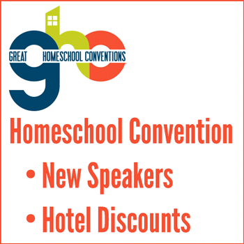 Great Homeschool Convention Giveaway!