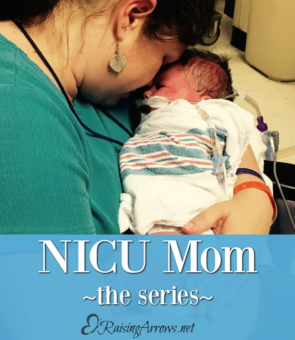 How Did I Get Here?:  The Shock of Ending Up in NICU