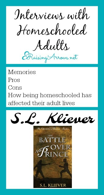 Have you ever wondered how homeschooling will affect your children? This homeschool author shares her experiences in this week's Interviews with Homeschooled Adults on Raising Arrows