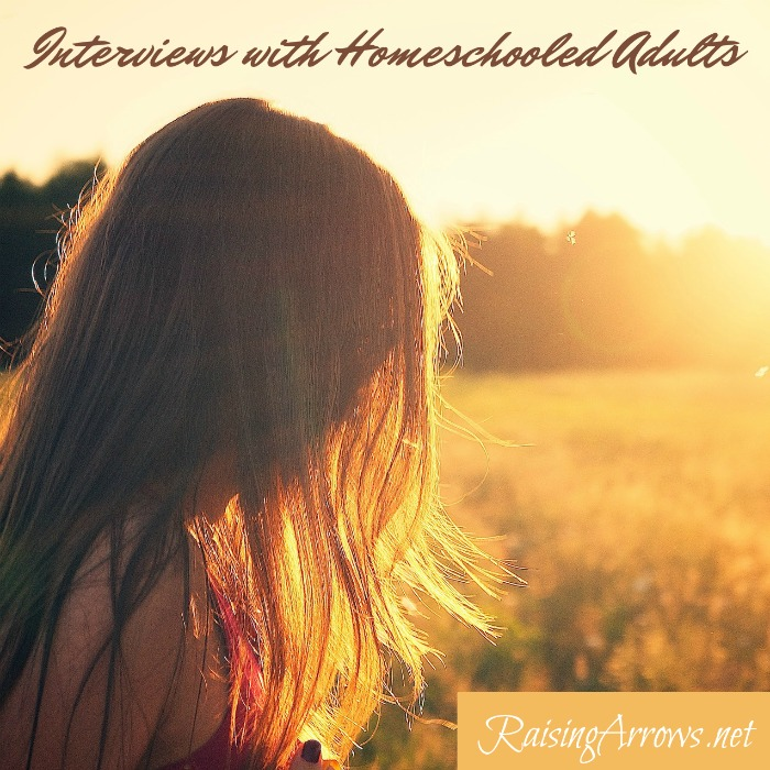 Interviews with Homeschooled Adults - Margaret
