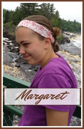 Usually these interviews are with homeschooled adults, but I loved reading Margaret's perspective and decided to include it as a way to encourage you to open up dialogue with your own homeschooled teen!
