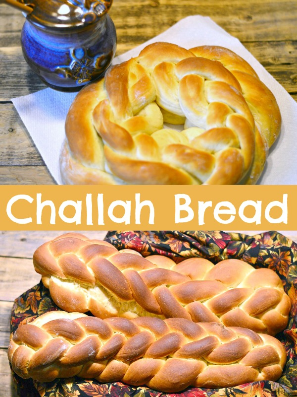 Share this Challah bread recipe with your family as Christians who honor our Savior, and recognize His sacrifice so that we can rest and be refreshed.