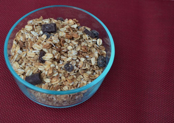 Our favorite homemade granola bars can be made with ANY granola!