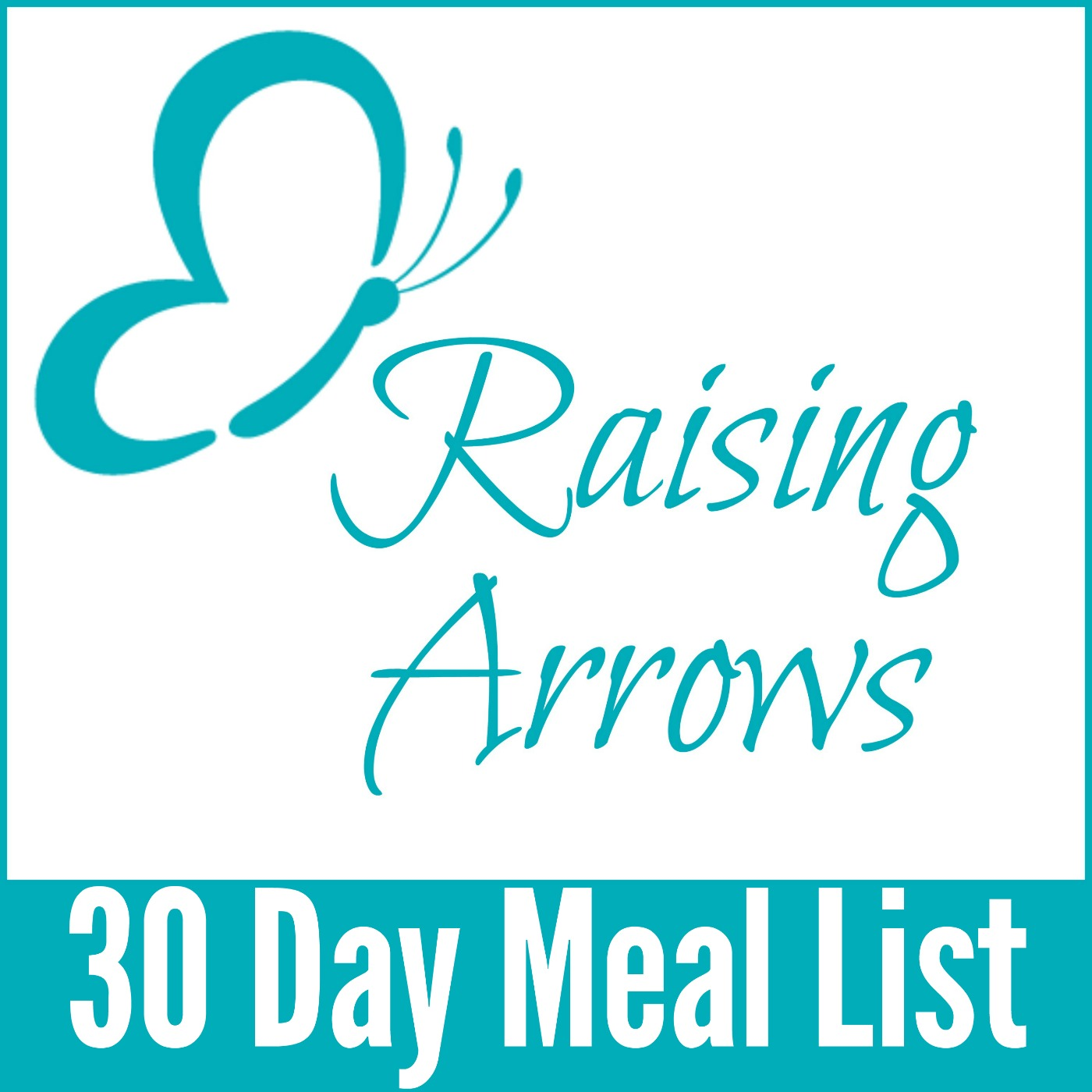 Creating a 30 Day Master Meal List Podcast!