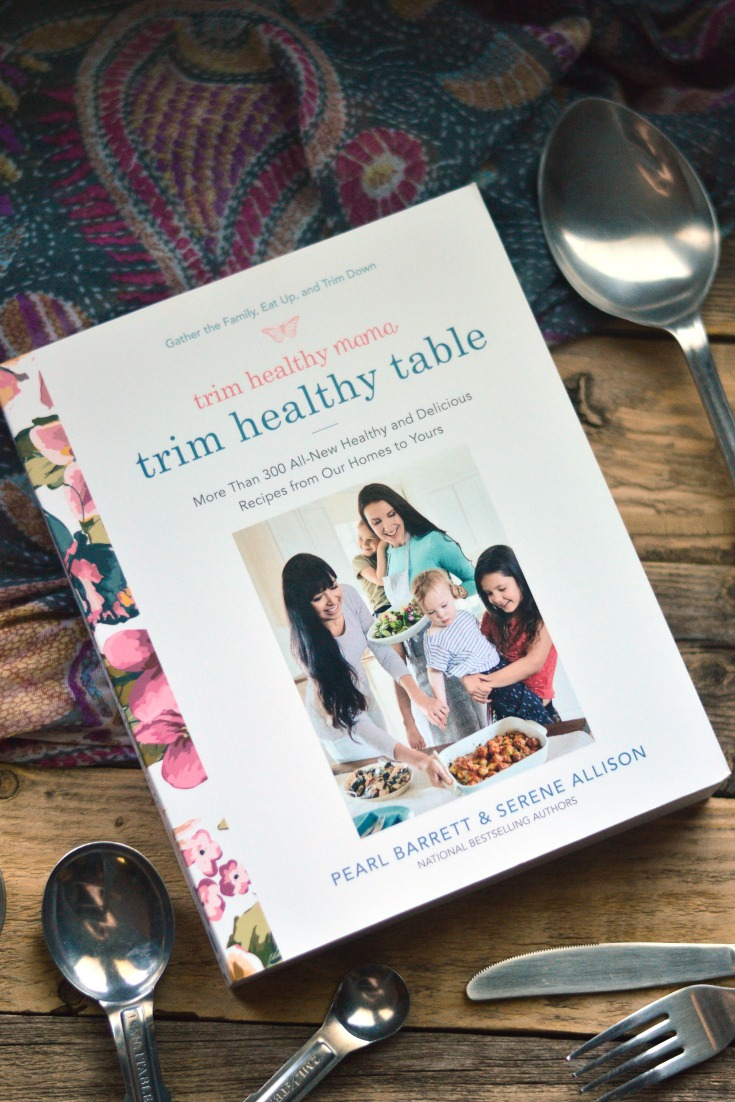 Chicken Fajita Soup from Trim Healthy Table - a cookbook full of healthy meals your family will love as much as you do!