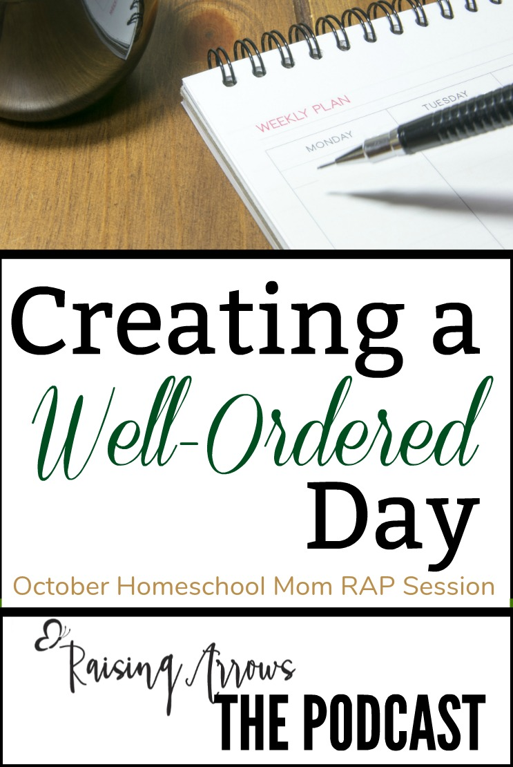 When you homeschool, you have to have a schedule in place that keeps your day moving forward, but it doesn't have to be a tight schedule. In fact, there needs to be plenty of margin. Here's how to do it!