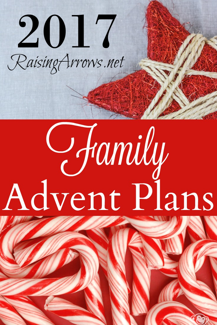 No stress, no fuss plans for a calmer December, focused on the advent of our Lord Jesus!