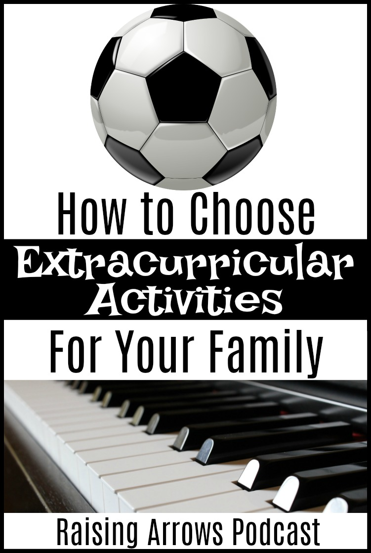 How to Choose Extracurricular Activities for Your Family
