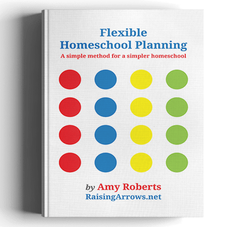 Flexible Homeschool Planning - the answer to all your unfinished, overwhelming homeschool plans!