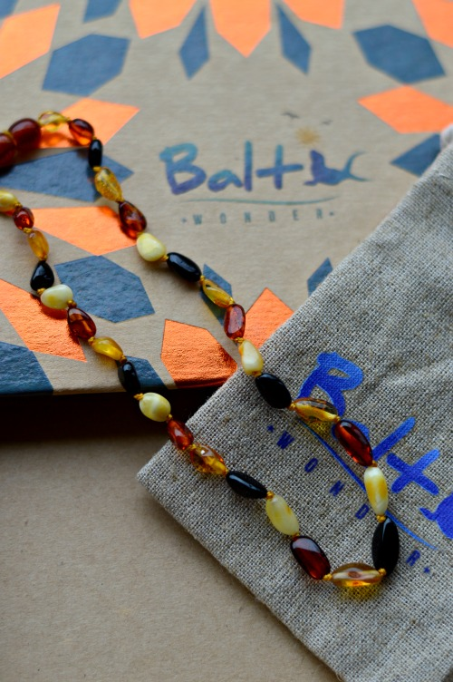 Baltic Wonder Amber Necklaces for pain - not just the teething kind!
