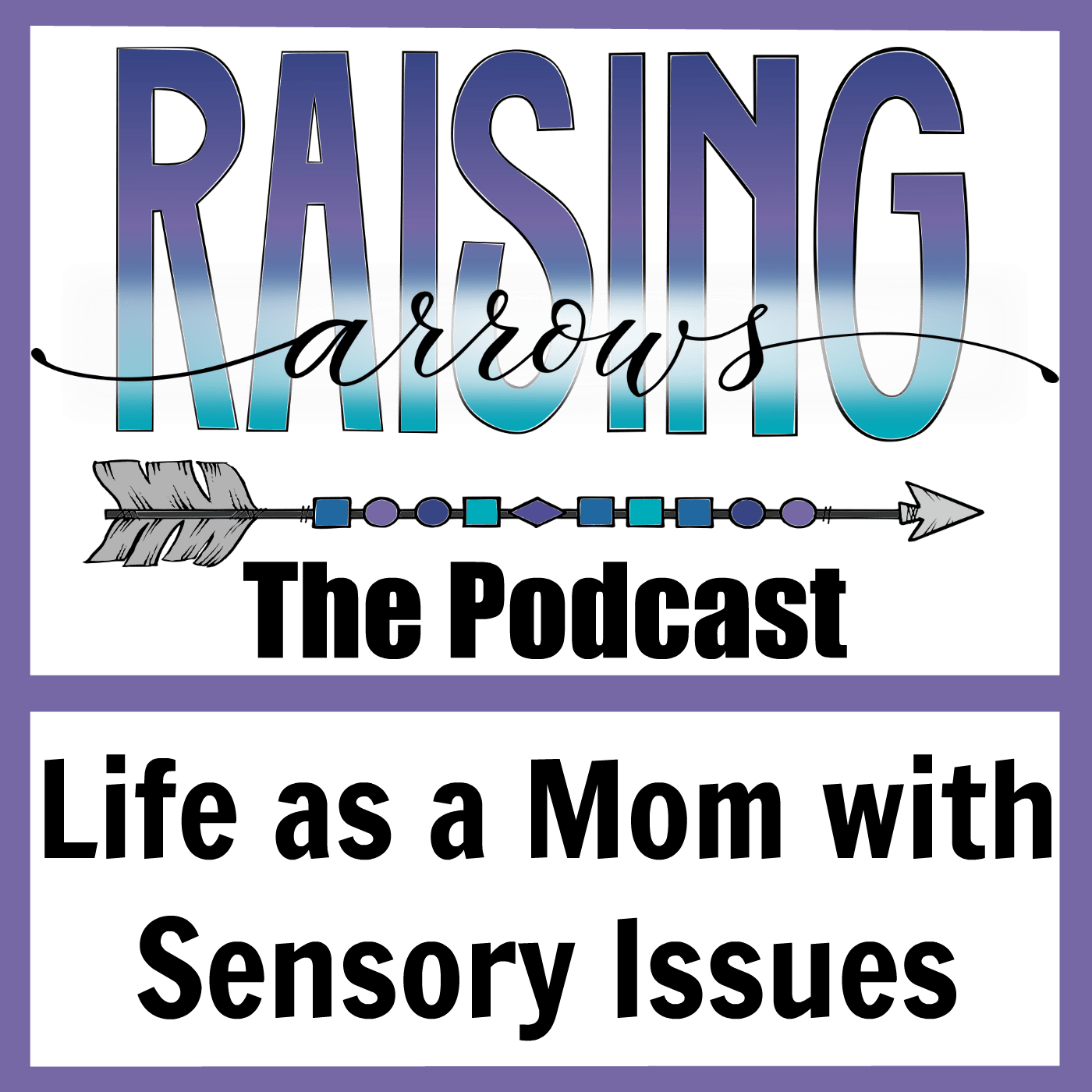 If you find yourself easily overwhelmed by noise, lights, touch, and smells, you may have sensory processing issues. How does a mom with little ones deal with these issues without blowing her top or crumbling into tears? Listen to the podcast!