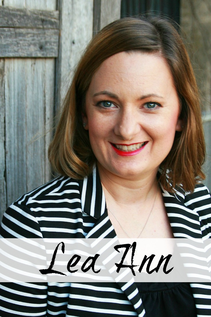 Lea Ann is a homeschool grad who came from an abusive homeschooling situation, yet went on to homeschool her own children lovingly and successfully. You will be inspired by her story, and I am so thankful she was willing to share it.