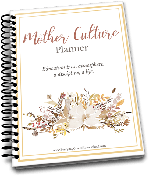 """Charlotte Mason suggested mothers who live a rich life build happier households. This """"mother culture"""" may very well be the secret to avoiding burnout."""