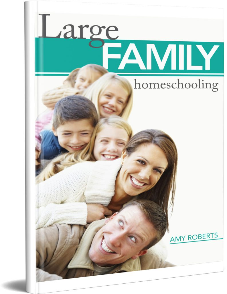 Best Book for Helping You Homeschool Your Larger-than-Average Family!