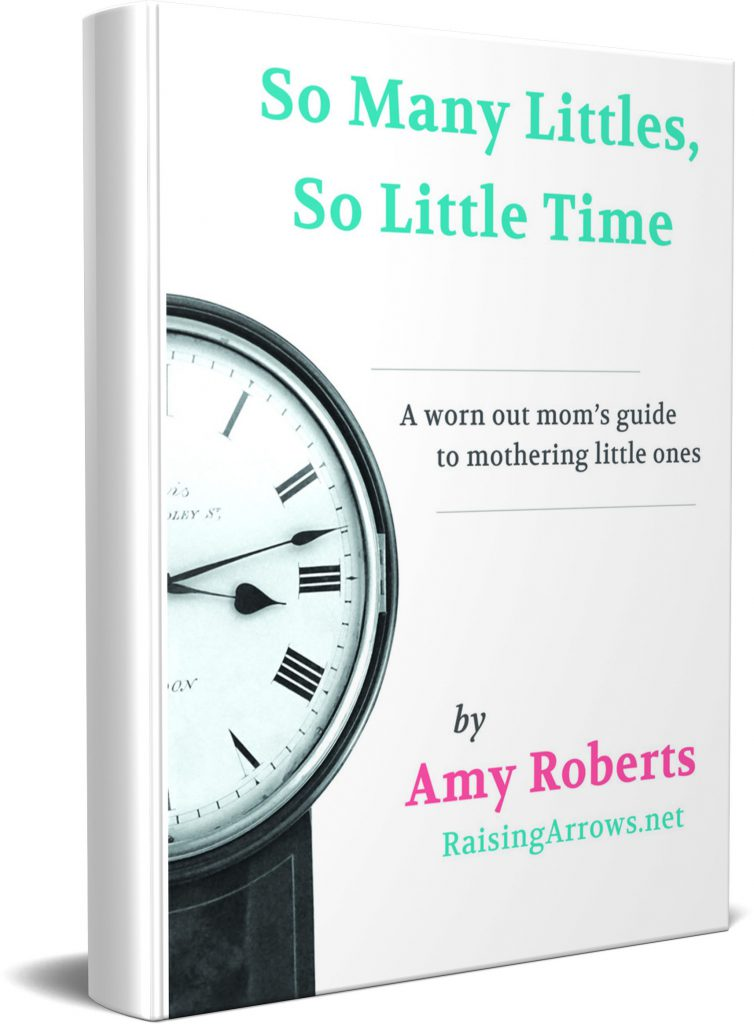 Learn how to make the most of your time with your little ones and actually enjoy the little years!