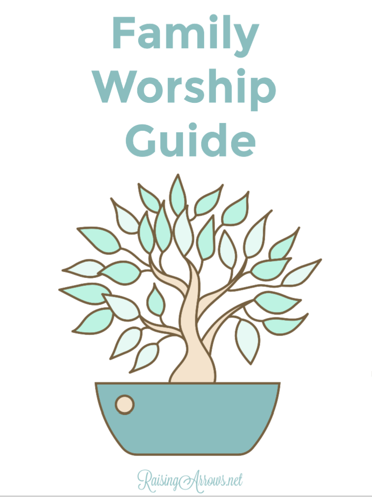 Free Family Worship Guide!