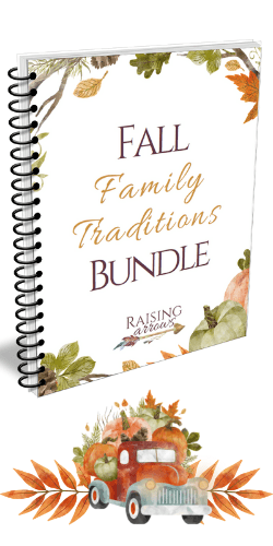 Fall Family Traditions Bundle