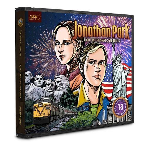 Jonathan Park Audio Adventures - great Christmas gift!