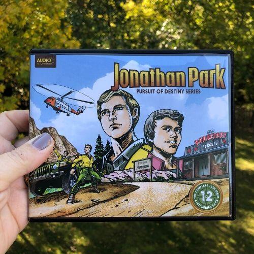 Jonathan Park Christmas gifts!