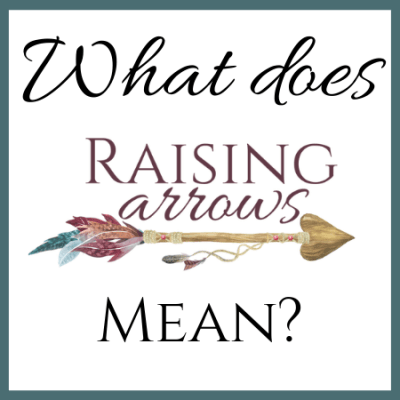 What Does Raising Arrows Mean?