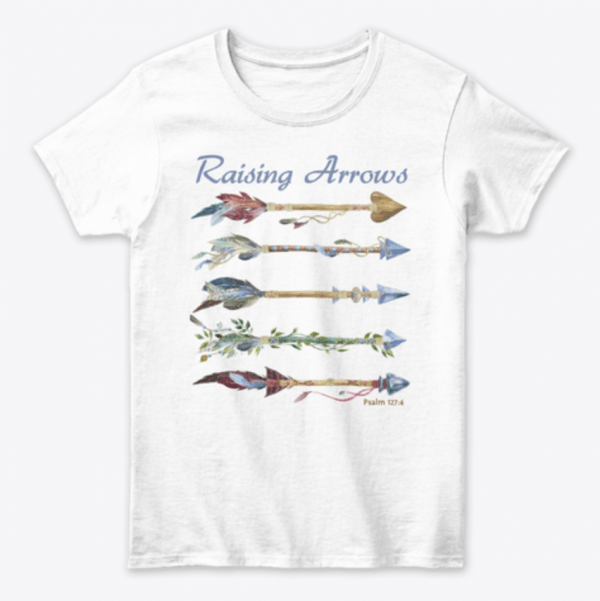 Raising Arrows Tee