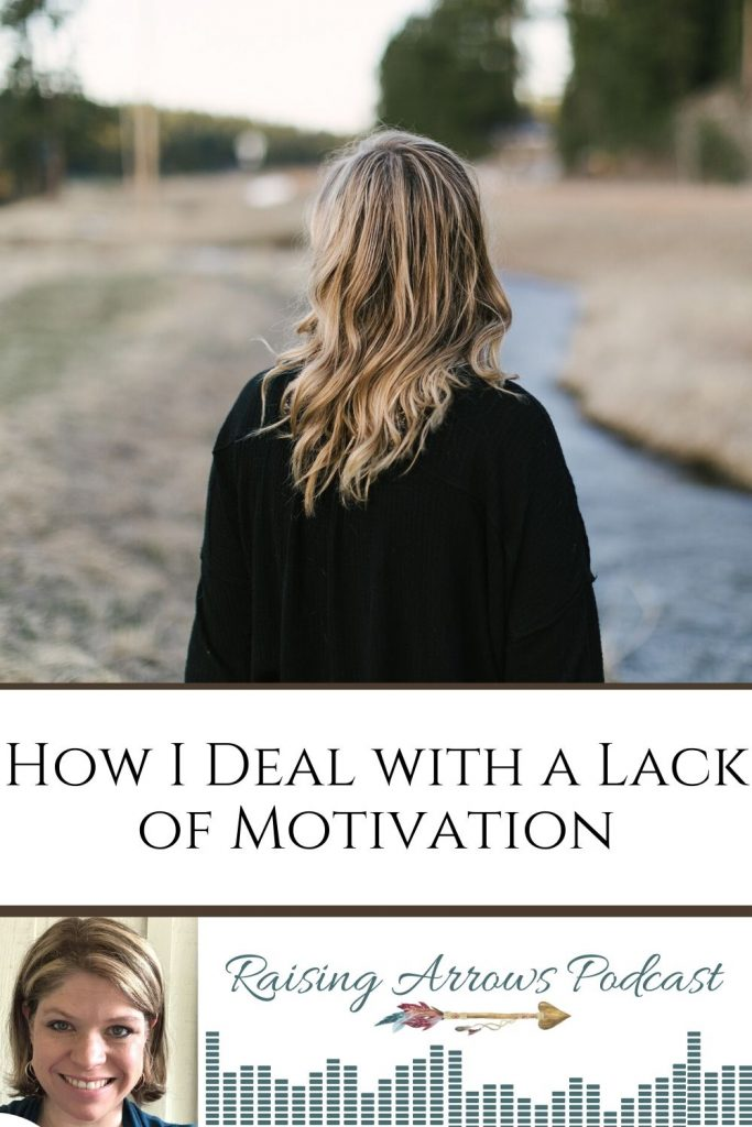 Lack of motivation? Feeling lazy? Try these tips and ideas for getting back on track and understanding why you feel this way.
