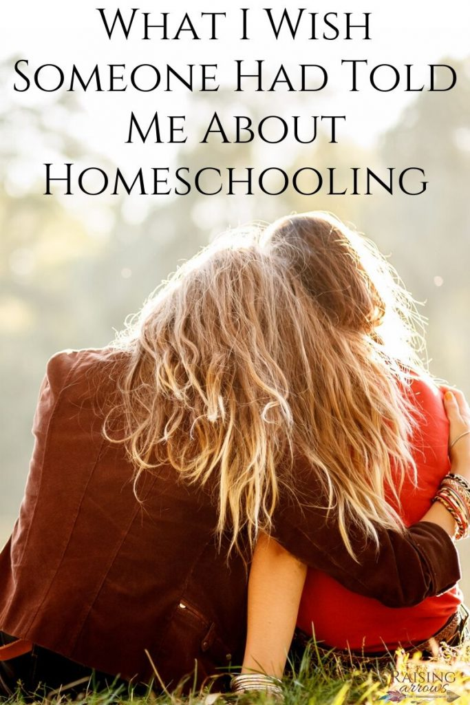 These are the things you really need to know about homeschooling.  These are the things no one tells you.