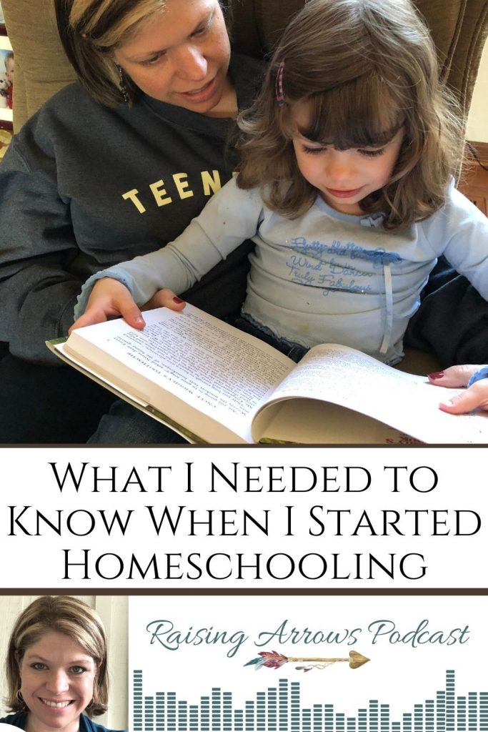 10 things I wish someone had told me about homeschooling when I first got started that would have really mattered!