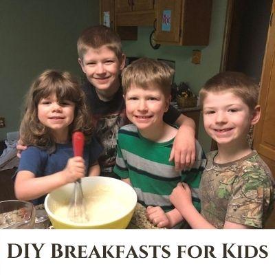 DIY Breakfasts for the Homeschool Family