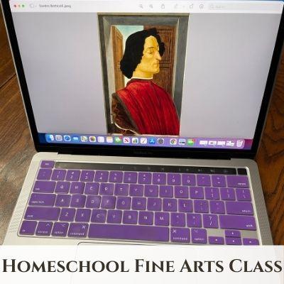 Homeschool Fine Arts Credit (a Charlotte Mason Inspired Approach)