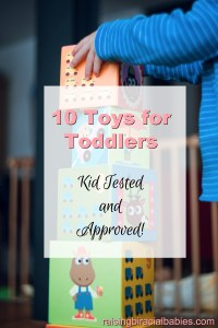 Top Toys for Toddlers
