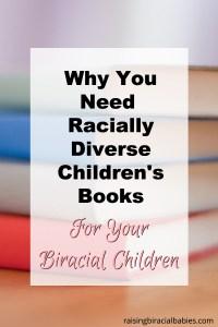 books that feature biracial children