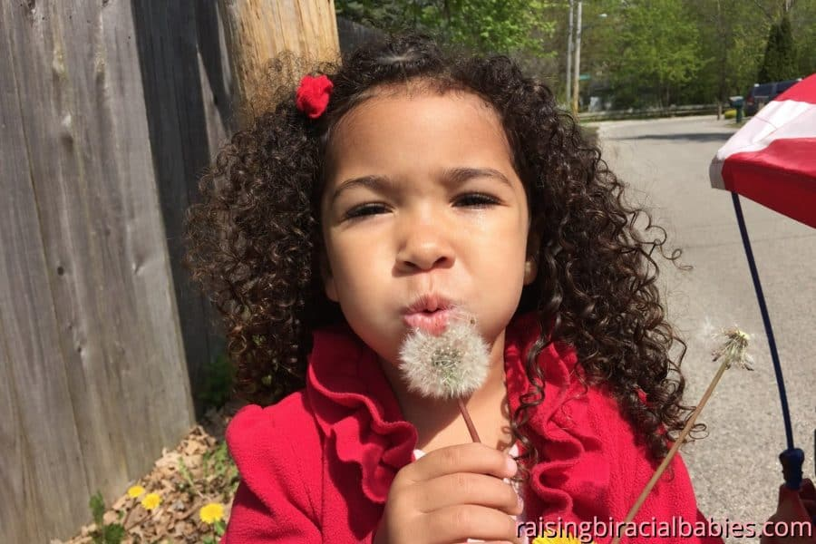 Biracial Hair Care Tips To Help Maintain and Define Curls