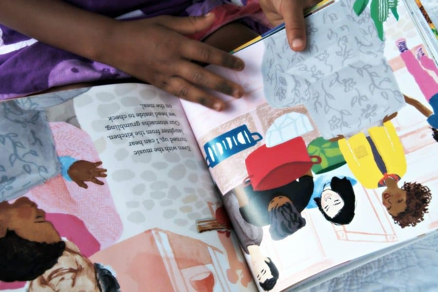 Why Books With Multiracial Families Matter