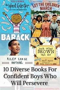 diverse books for confident boys | diverse books for kids | books for little children | diverse books for little boys
