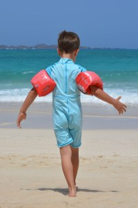 beach hacks for single moms | taking kids to the beach | single mom life | tips for moms | beach safety |