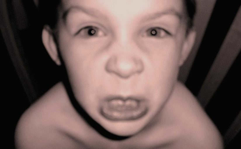 "Why I use the word ""rage"" and not ""tantrum"" for my child with developmental trauma"
