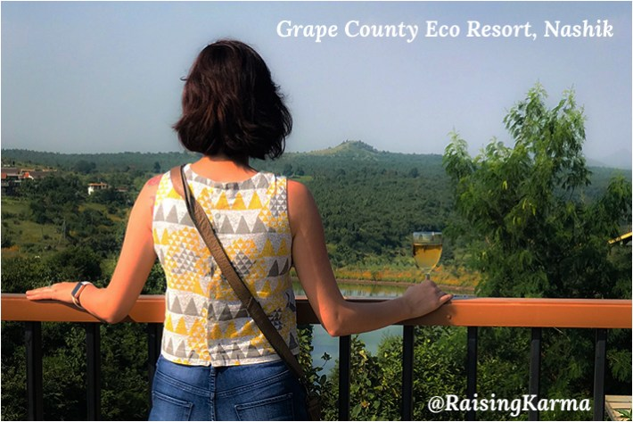 Weekend Getaway At Grape County In Nashik