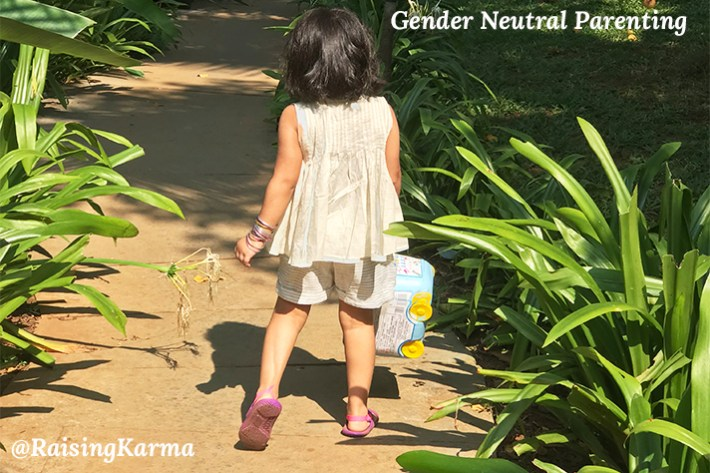 What (really) is Gender Neutral Parenting?