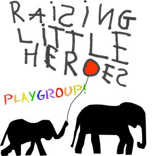 RLH_Zoe Letters_Elephants - Playgroup