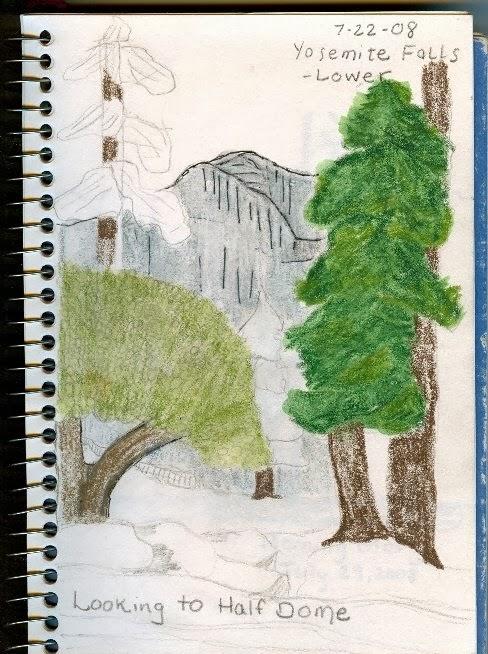 Yosmeite+nature+journal+B