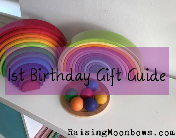 1st Birthday Gift Guide
