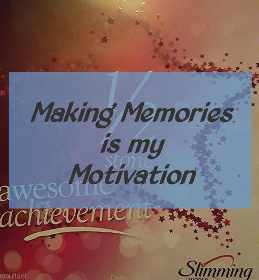 making memories is my motivation - fi