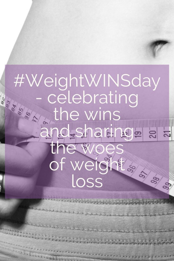 Introducing #WeightWINSday