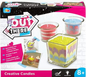 Christmas Gift Guide to Keep Their Creativity Sparked - candles