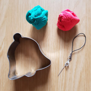 How to Make Easy Jumping Clay Tree Decorations. - Bell 1
